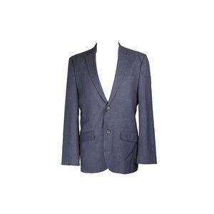 Perry Ellis Navy Classic-Fit Performance Jacket